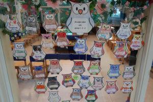 Een gezellige en productieve eerste schoolweek